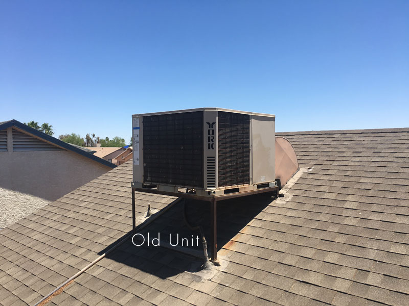 York Ac Units >> Old York Ac Unit Removal Casa Grande Air Conditioning
